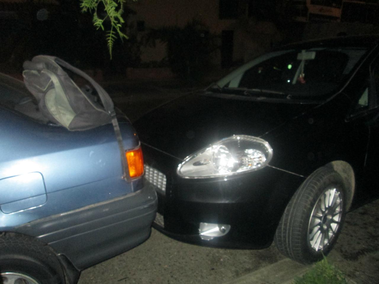 ペルーのリマで交通事故